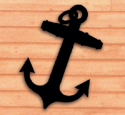 Anchor Shadow Woodcrafting Pattern