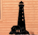 Lighthouse Shadow Woodcrafting Pattern