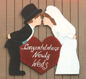 Kissing Couple Woodcraft Plan