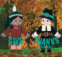 Give Thanks Woodcraft Pattern