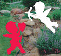 Cupid Silhouettes Woodcraft Pattern