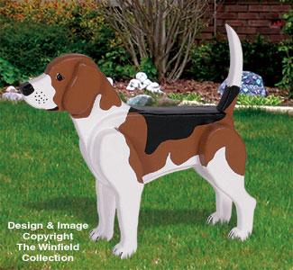 3D Life-Size Beagle Woodcraft Pattern