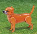 3D Life-Size Chihuahua Woodcraft Pattern