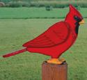 3D Giant Cardinal Woodcraft Pattern