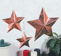 Copper Stars Pattern