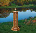 Small Landscape Timber Lighthouse Pattern