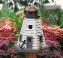 Rustic Lighthouse Birdhouse Wood Pattern
