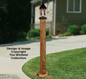 Landscape Timber Accent Lighting Pattern