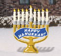 Happy Hanukkah Woodcrafting Pattern