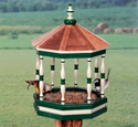 Gazebo Birdfeeder Woodworking Pattern