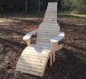 Beer Bottle Adirondack Chair Wood Pattern
