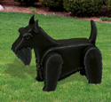 3D Life-Size Scottish Terrier Woodcraft Pattern