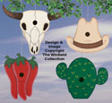 Southwest Birdhouses Woodcrafting Pattern