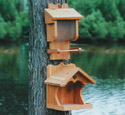 Suet & Seed Feeders Woodcraft Plan
