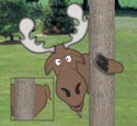 Peeking Moose Woodcrafting Project Plan