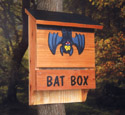 Bat House Woodcrafting Pattern