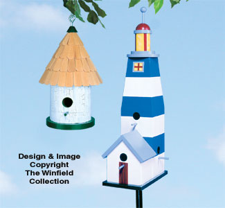 Birdhouses Woodcrafting Patterns