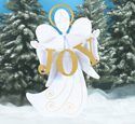 Angel of Joy Woodcraft Pattern
