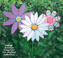 Whirling Flower Whirligigs Wood Project Plan