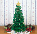 Christmas Tree Centerpiece Pattern