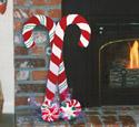 Holiday Candies Woodcraft Pattern