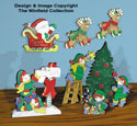 Santa's Helpers Woodcraft Pattern