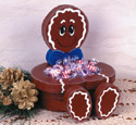 Gingerbread Bowl Woodcraft Pattern