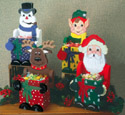 Candy Boxes Woodcraft Pattern