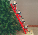 Christmas Elves  Woodcraft Pattern