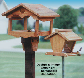 All Wholesale - Bird Feeders Wood Patterns