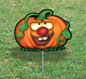 Halloween Yard Art - Bucky