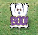 Halloween Yard Art - Boo