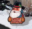 Holiday Yard Art - Cowboy