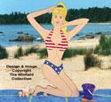 Bikini Babe #1 Wood Plan