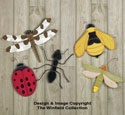 Giant Yard Bugs Woodcraft Pattern