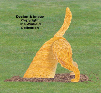 Diggin' Dogs Pattern Set #2