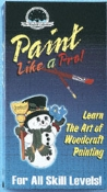 Paint Like A Pro - Paint Like a Pro Video (DVD format)