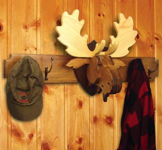 wooden moose plans