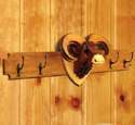 Big Horned Sheep Rack Wood Plan
