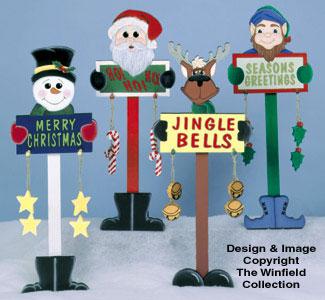 Christmas Signs Pattern Set #3