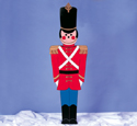 Medium Toy Soldier Woodcrafting Pattern