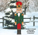 Medium Nutcracker Woodcrafting Pattern