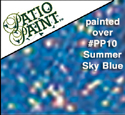 Crystal Twinkles Patio Paint