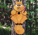 Squirrel Birdhouse Woodcrafting Project Plan