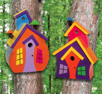 unique birdhouse plans free