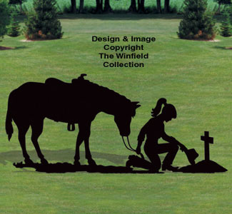 Cowgirl Prayer Shadow Wood Project Plan