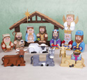 Nativity Patio Paver Pals Pattern