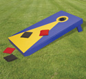 Bean Bag Toss Game Plans
