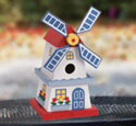 Dutch Windmill Birdhouse Pattern