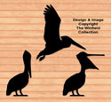 Pelican Shadows Woodcrafting Pattern